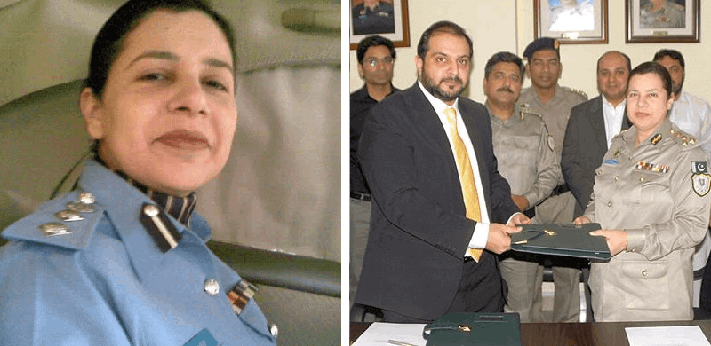 Helena Saeed first Pakistani woman to serve as UN Police Commissioner in Sudan