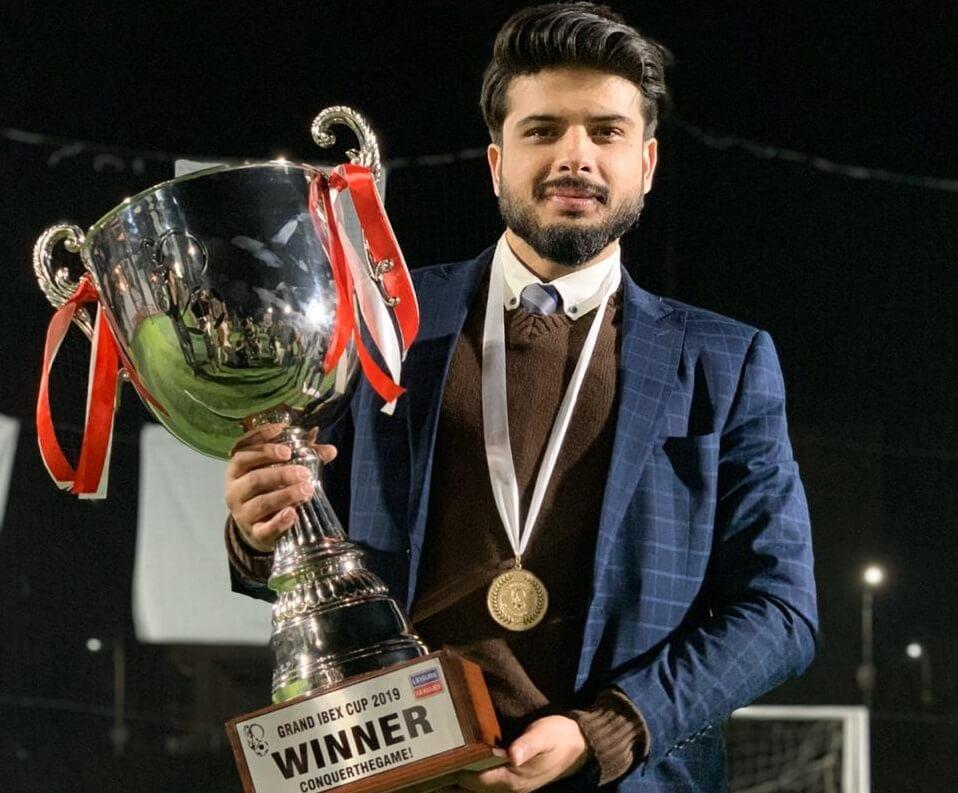 Faizan Sameer becomes first Pakistani Participant selected for UEFA CFM