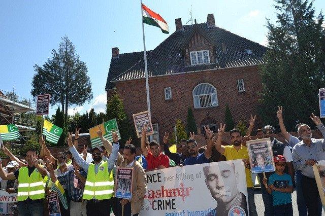 Indian atrocities in IIOJK