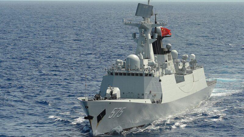 Type-054 Class Frigate