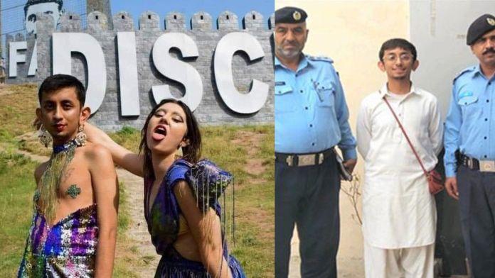 Islamabad police arrest model for 'obscene photoshoot' on Islamabad Highway