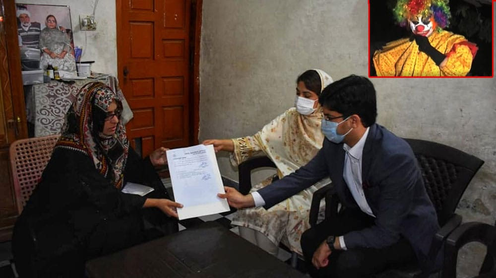 Medical student working as clown gets job, free treatment for her mother from Punjab Govt