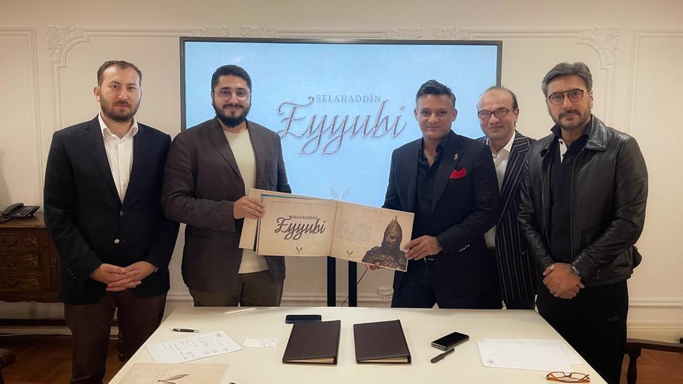 Pakistan, Turkey to co-produce TV series on Muslim general Salahuddin Ayyubi
