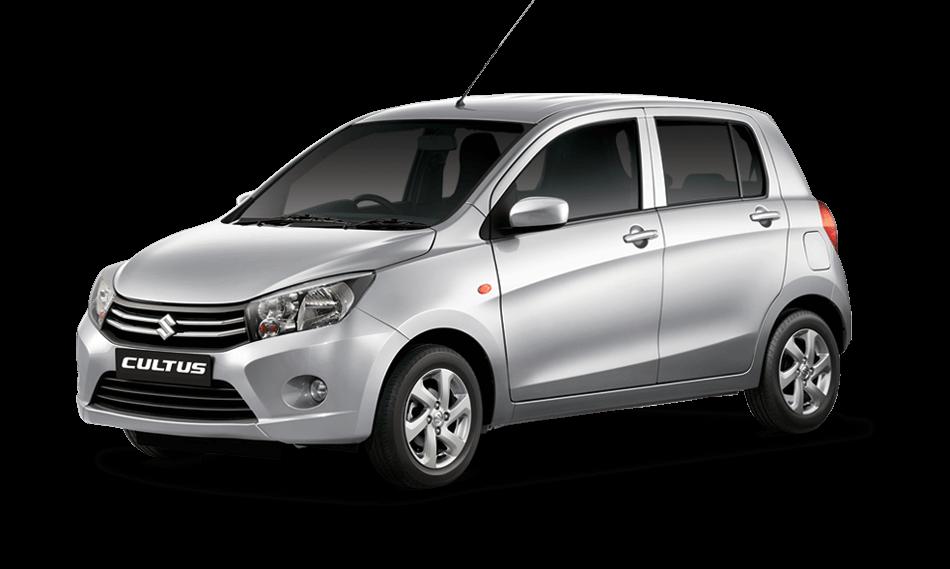 Suzuki Cultus 2nd Generation