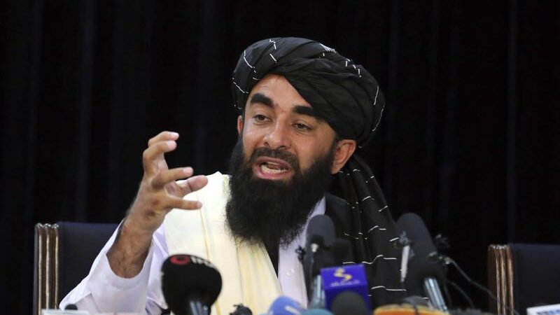 Taliban support women's right