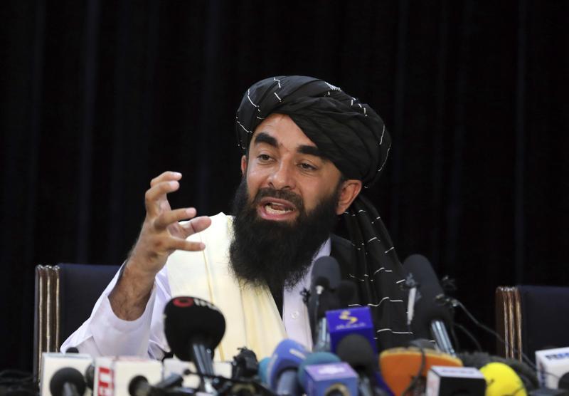 Taliban support women's rights, free media under Islamic law