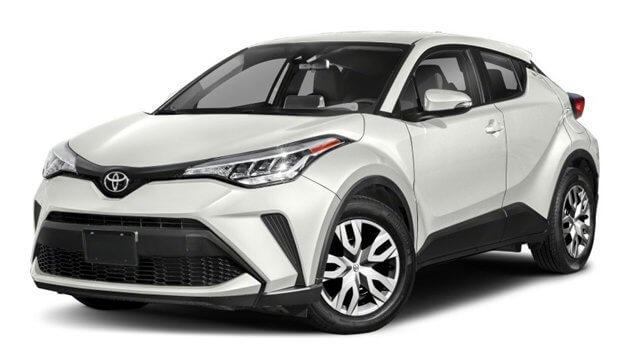 5: Toyota C-HR Hybrid 1.8