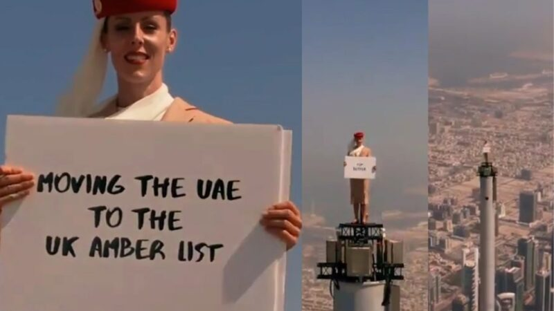 UAE's removal from UK's red list