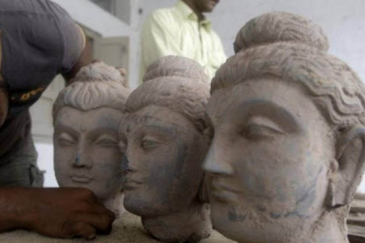 United States returns stolen, smuggled artifacts worth $3.3M to Pakistan