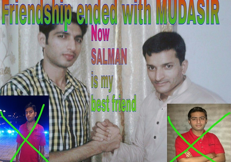 NFT's first viral meme 'Friendship ended with Mudasir' auctions for $53,000