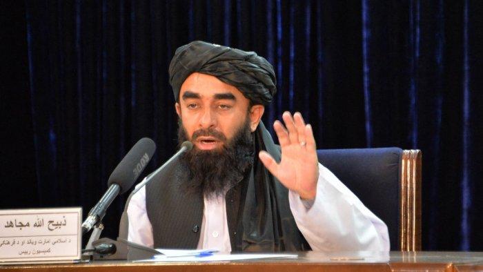 Taliban see Pakistan as second home, says Zabihullah Mujahid