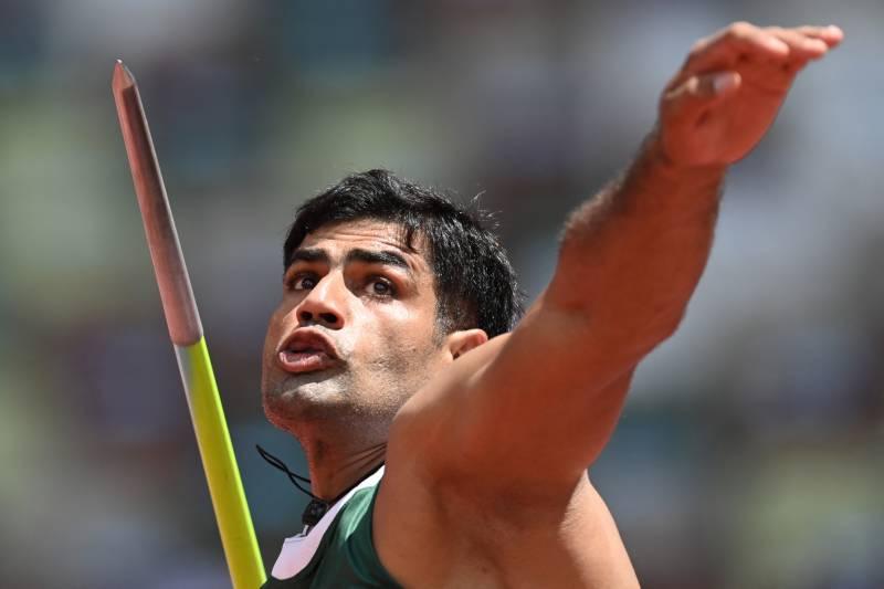 Pakistan's Arshad Nadeem qualifies for javelin throw final in Tokyo Olympics