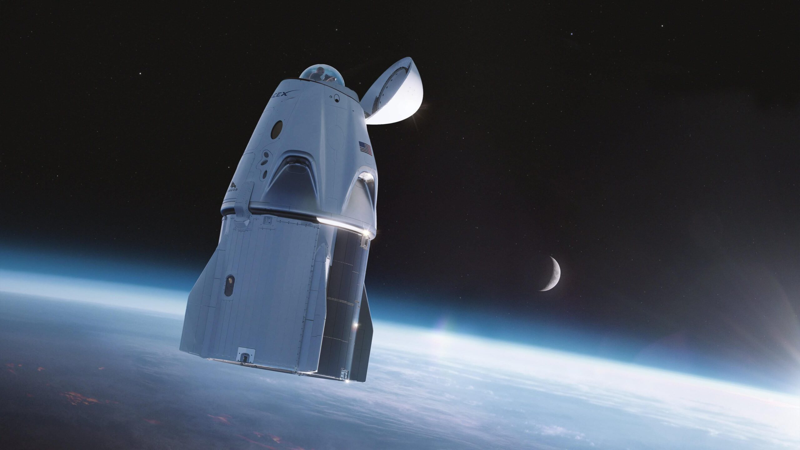 SpaceX's Inspiration4 mission becomes the first to put all-civilian into Earth orbit