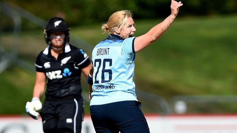 English-New Zealand women's ODI to go ahead