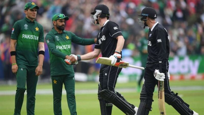 New Zealand team cancels Pakistan tour