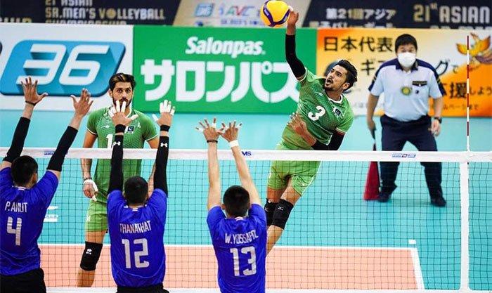Pakistan beats former four-time champion South Korea