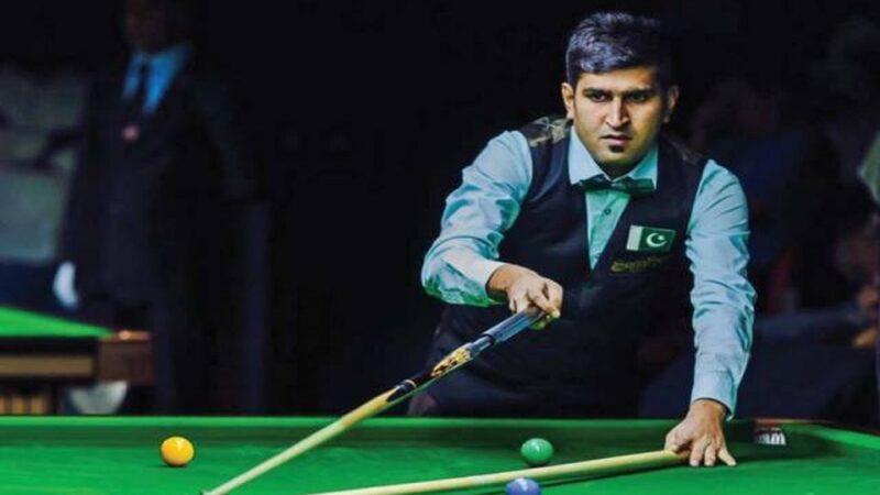 Babar Masih defeats Indian cueist