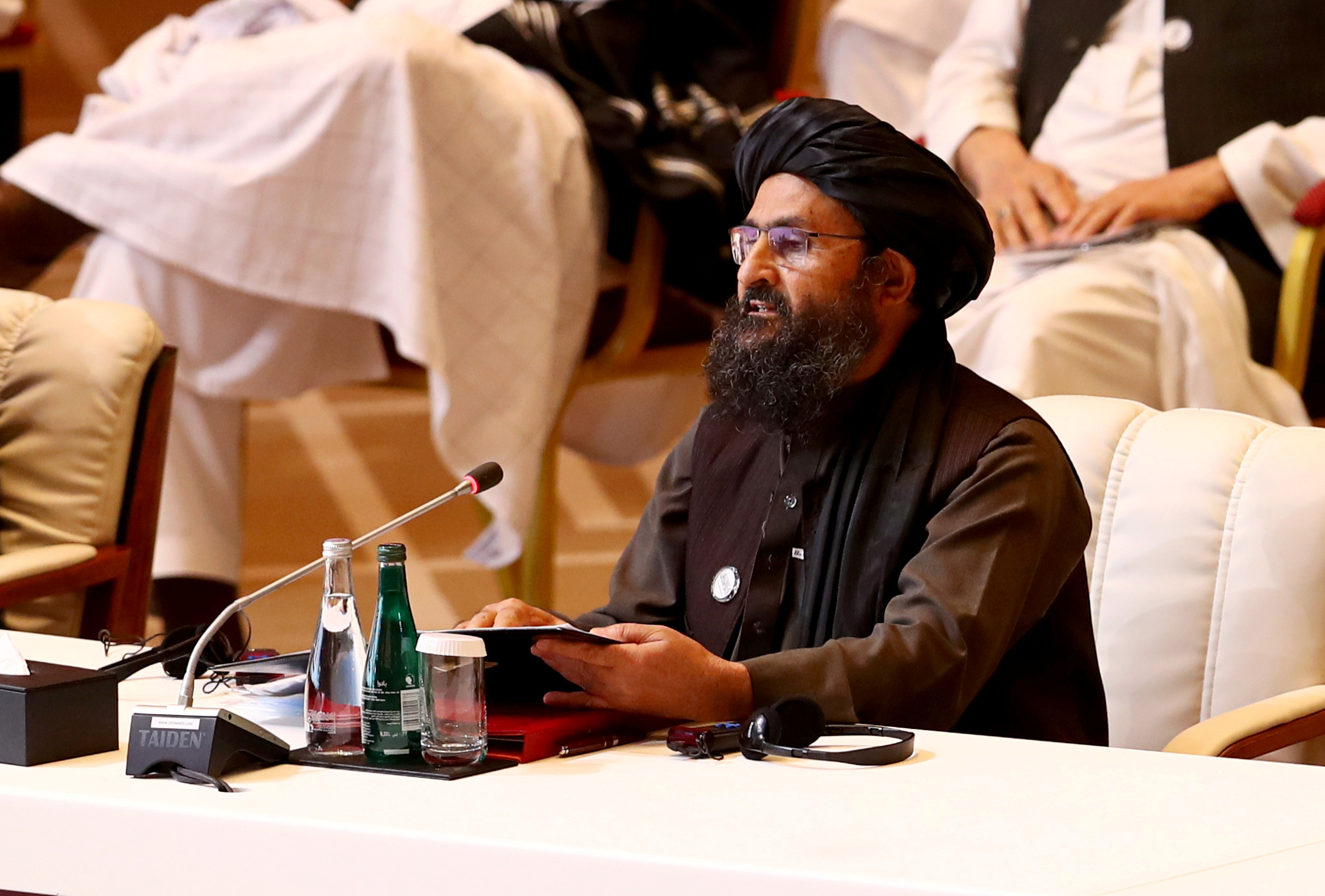 Abdul Ghani Baradar among Time's most influential people