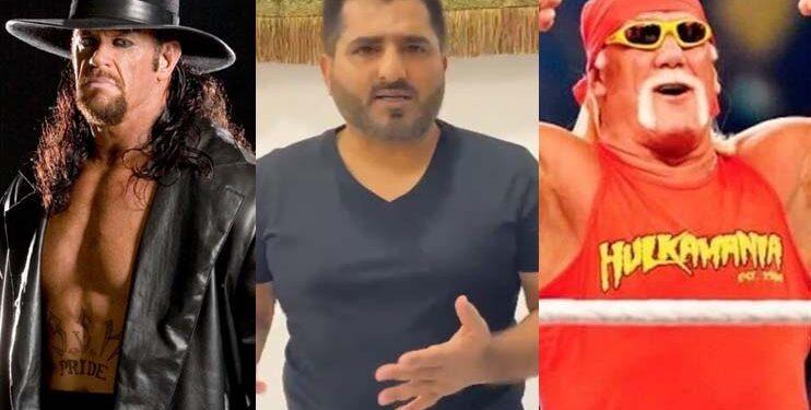 Legendary WWE stars, Undertaker and Hulk Hogan might be coming to Pakistan soon