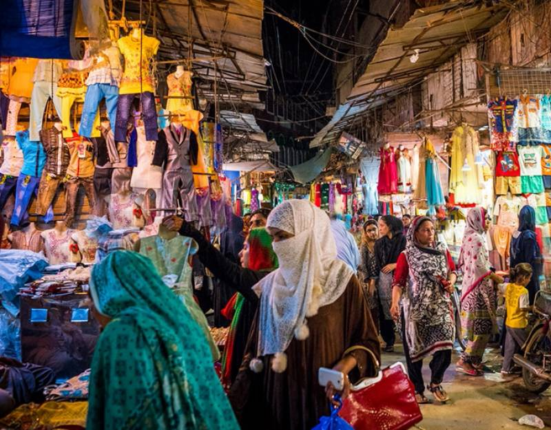 Govt to set up country's first all-woman market in Islamabad by October 30