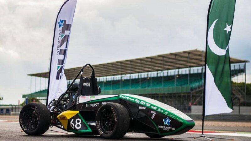 Formula Electric Racing NUST