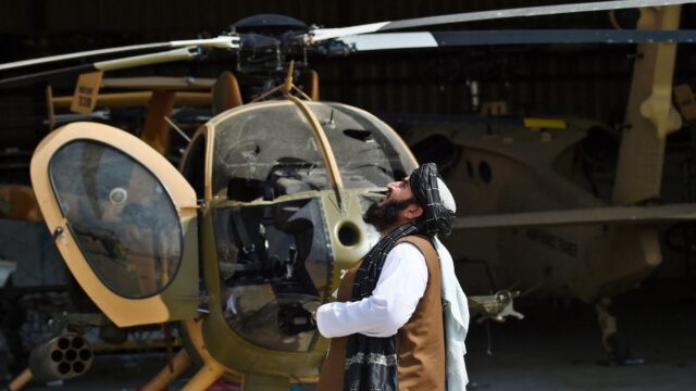 US military destroyed more than 70 aircraft at Kabul airport