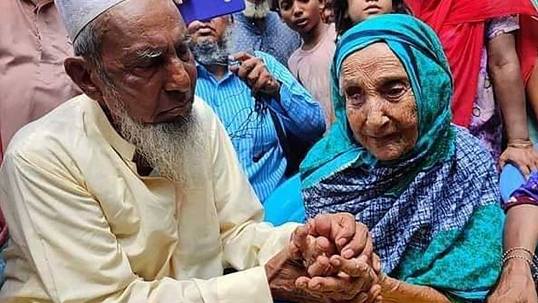 Facebook Post Reunites Mother and son in Bangladesh after 70 years