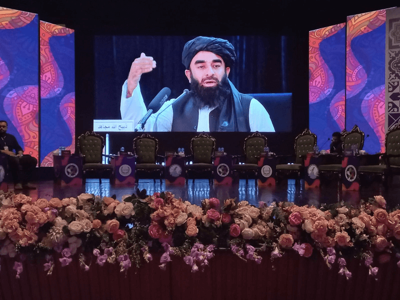 Taliban say extension of CPEC by linking it to Afghanistan is very important