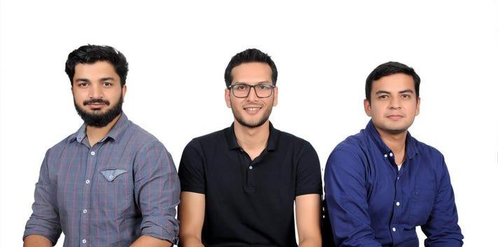 young Pakistani entrepreneurs