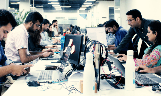 System Limited becomes Pakistan's first company to reach Rs. 100 billion in IT sector