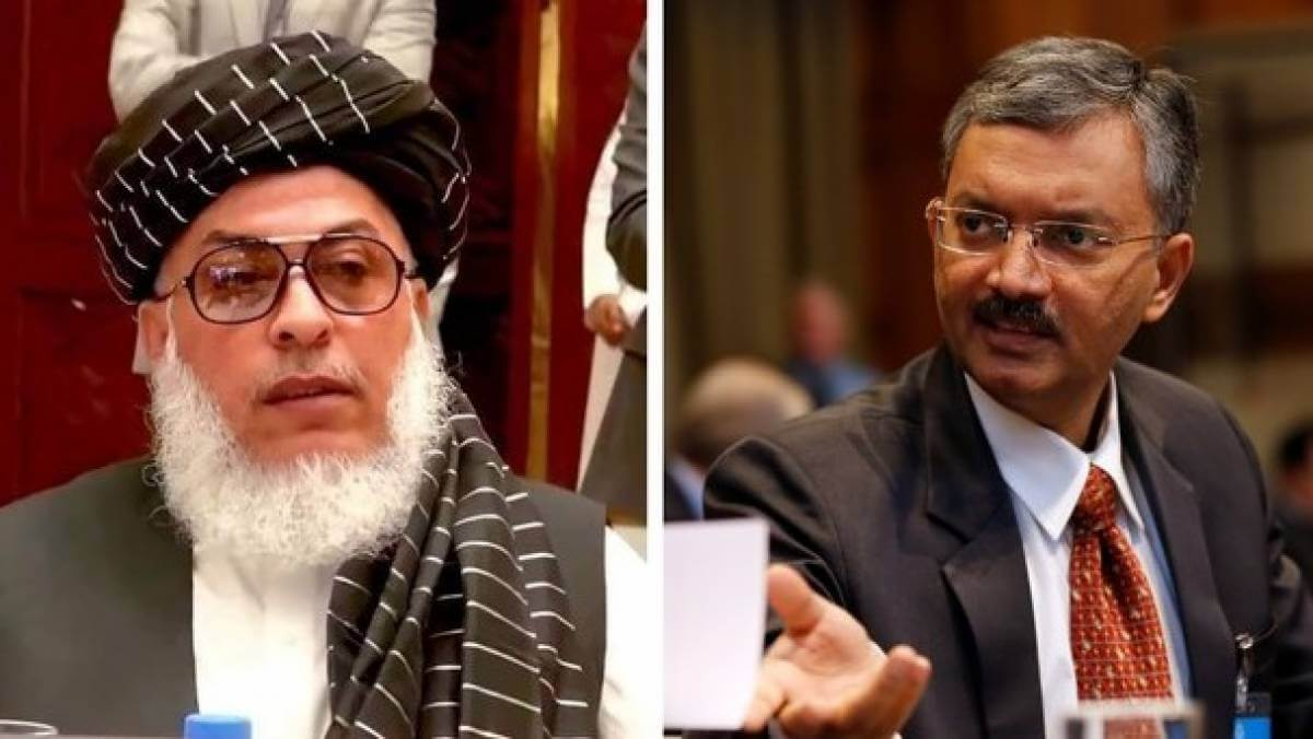Indian officials hold first formal meeting with Taliban in Qatar