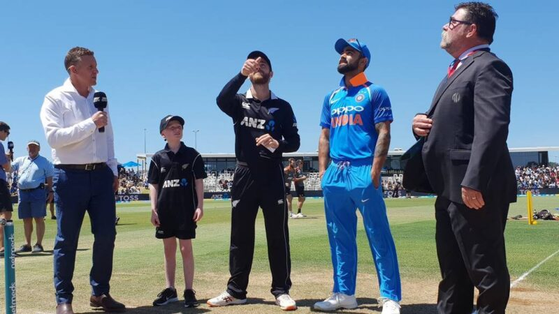 NZ to tour India
