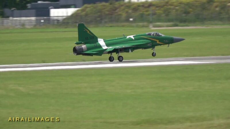 Argentina to purchase JF-17