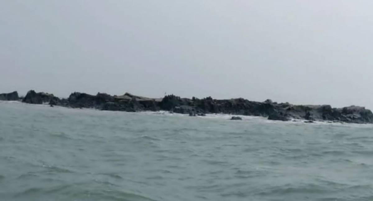 New Island emerges near Balochistan's Kund Malir beach due to geographical changes