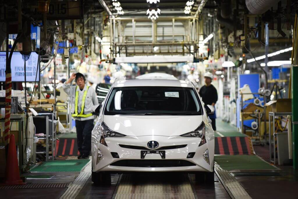 Toyota Motor to invest $100 Million to Assemble Hybrid Electric Vehicles in Pakistan