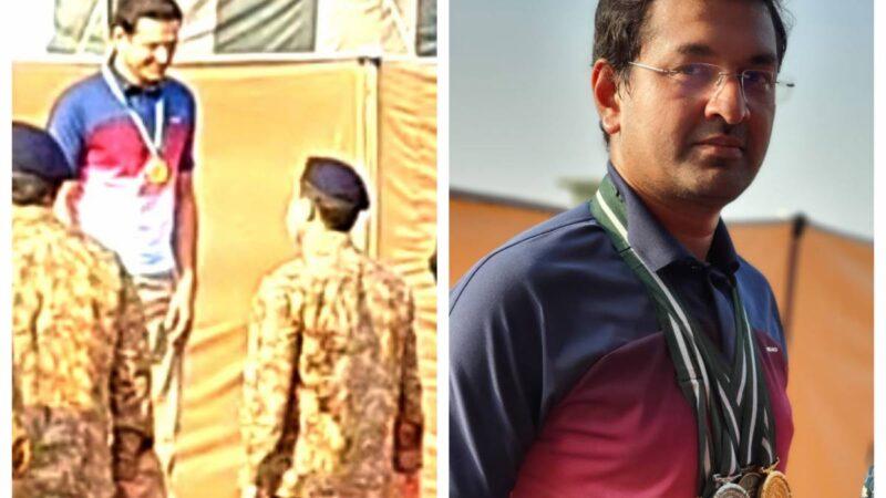 Usman Ali becomes Pakistan's new shooting champion