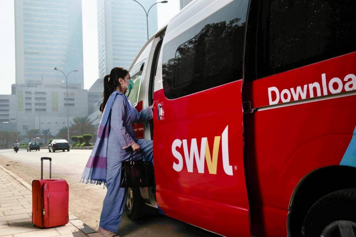 SWVL introduces 'women only' rides between Lahore and Islamabad to ensure women's safety