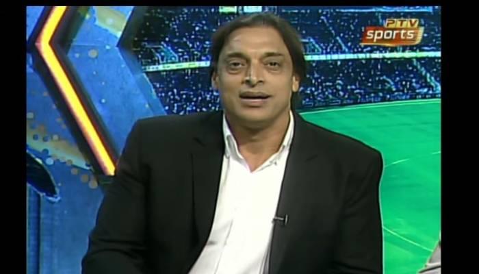 Shoaib Akhtar resigns from PTV Sports