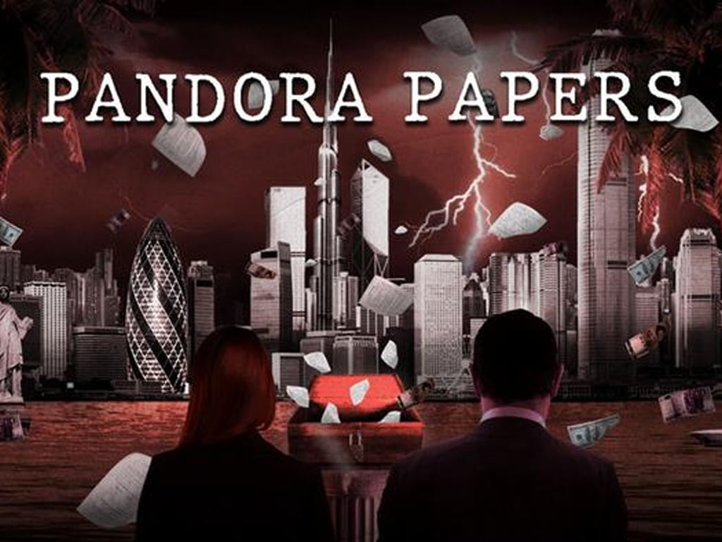 ICIJ's Pandora Papers lists over 700 Pakistanis including Shaukat Tarin and Moonis Elahi