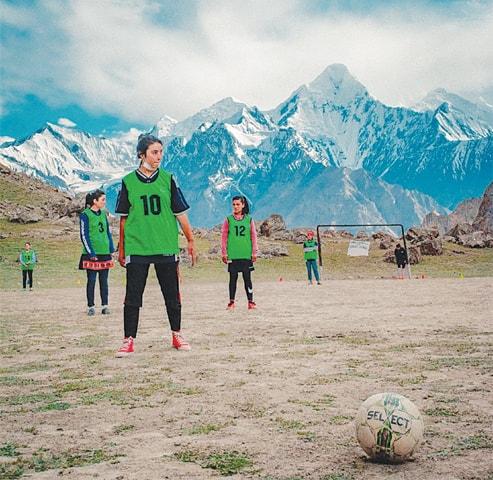 Gilgit-Baltistan women display stellar performance during cricket and football tournaments