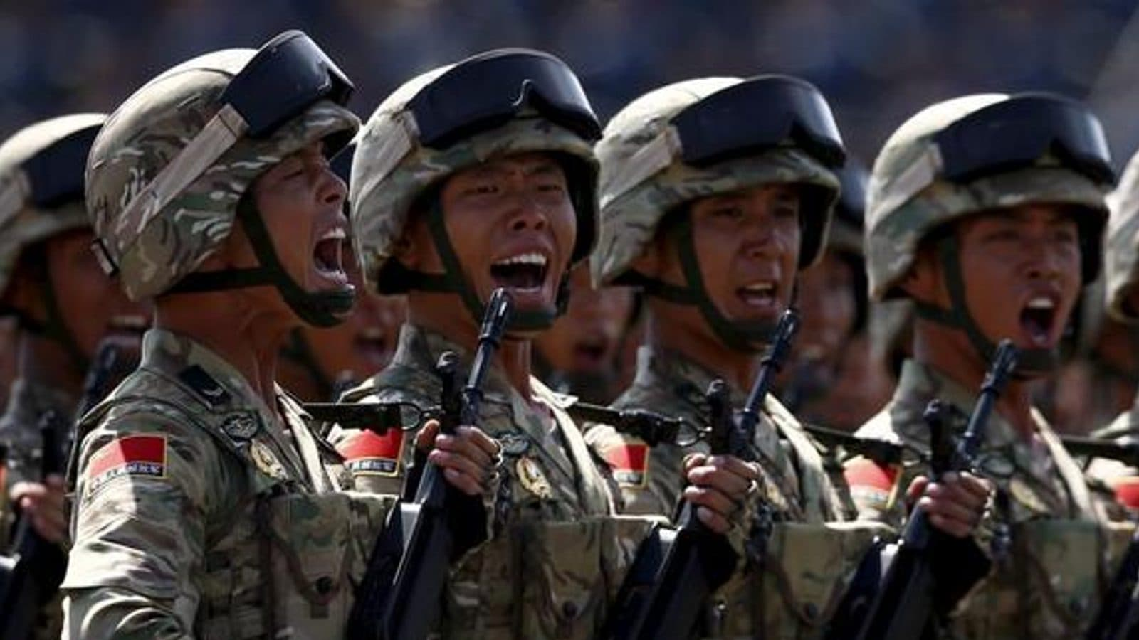 India's intelligence alleges Pakistan army officers are training Chinese army