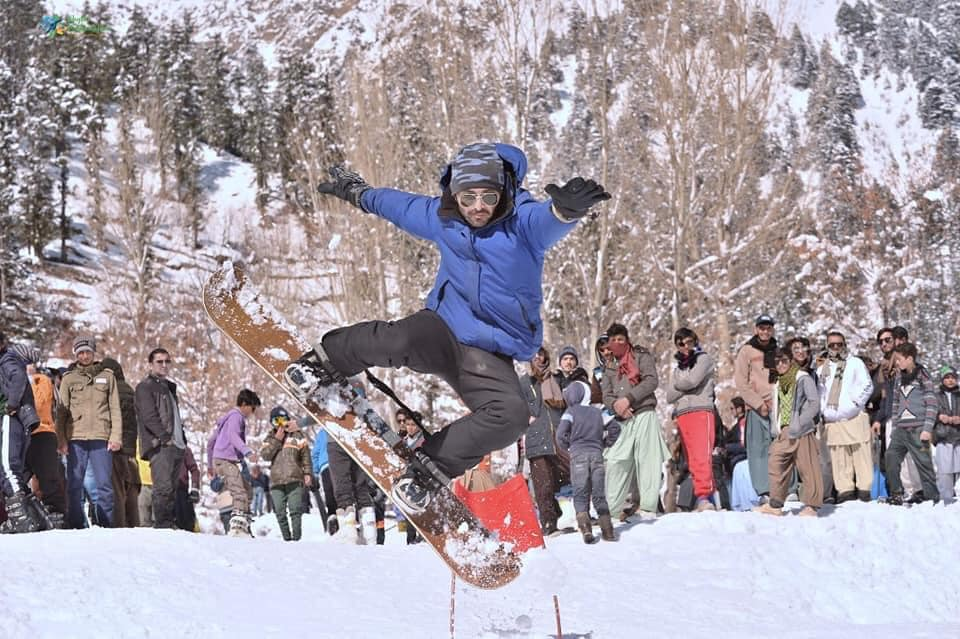 Pakistan to host its first formal winter sports festival to showcase country's tourism potential