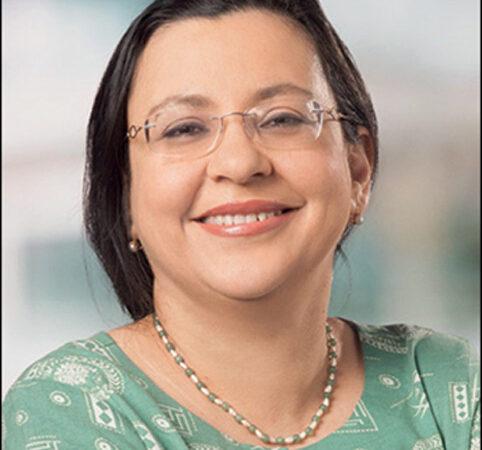 Pakistani physician Dr. Anita Zaidi
