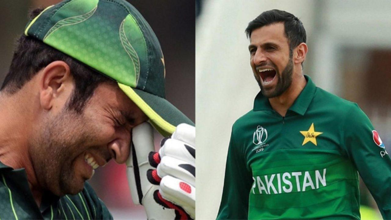 Shoaib Malik replaces injured Sohaib Maqsood in Pakistan squad for ICC men's T20 World Cup 2021