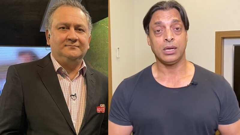 Shoaib Akhtar-Dr Nauman's controversy